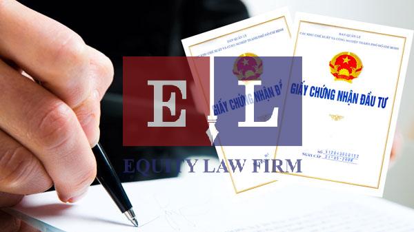 EQUITY LAW FIRM TƯ VẤN THỦ TỤC ĐẦU TU